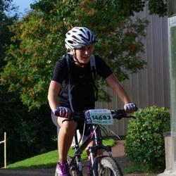 Cycling 90 km - Jeanette Skoog (14683)