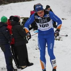 Skiing 90 km - Henrik Sollie (180)