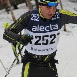 Skiing 90 km - Daniel Slechta (252)