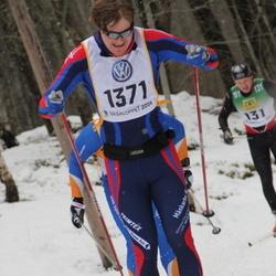 Skiing 90 km - Henrik Casserlund (1371)