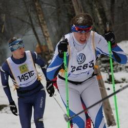 Skiing 90 km - Allar Soo (2263), Taavi Kaiv (14515)
