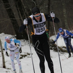 Skiing 90 km - Albin Andersson (1099)