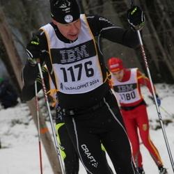 Skiing 90 km - Jari Hirn (1176)