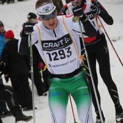 Skiing 90 km - Jani Puhakka (1293)