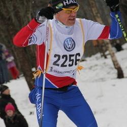 Skiing 90 km - Arnt Edvin Andersen (2256)