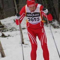 Skiing 90 km - Åge Snerting (2022)