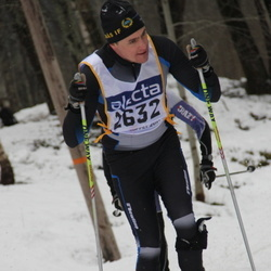 Skiing 90 km - Henrik Thomson (2632)