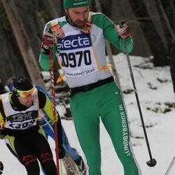 Skiing 90 km - Hugo Hultqvist (10970)