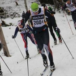 Skiing 90 km - Henrik Landström (2004)