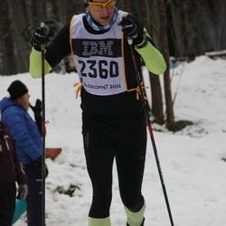 Skiing 90 km - Erik Ragnarsson (2360)