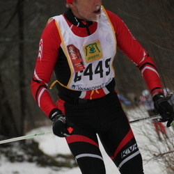 Skiing 90 km - Ebbe Snerling (6445)