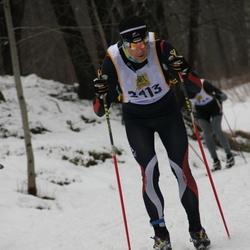 Skiing 90 km - Hermann Papst (2413)