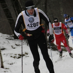 Skiing 90 km - Henrik Augustsson (4280)