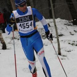 Skiing 90 km - Alessandro Rigoni (4554)