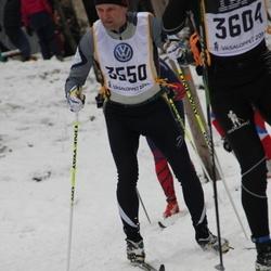 Skiing 90 km - Ari Kaivolainen (3550)