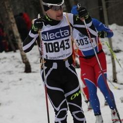 Skiing 90 km - Janne Liuko (10843)