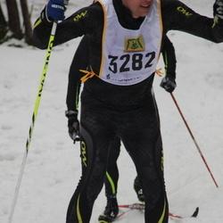 Skiing 90 km - Henrik Larsson (3282)