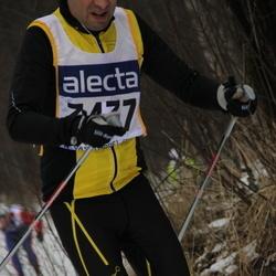 Skiing 90 km - Arne Nordli (3437)