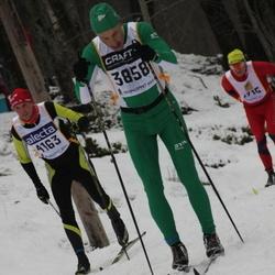 Skiing 90 km - Hg Arvidsson (3858)