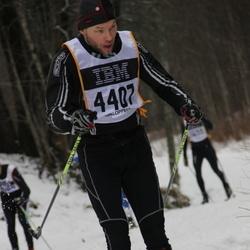 Skiing 90 km - Eive Pakkanen (4407)