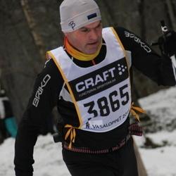 Skiing 90 km - Aivar Käesel (3865)