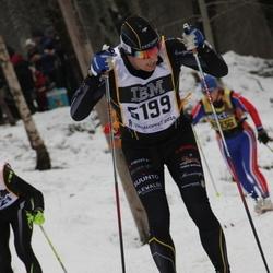 Skiing 90 km - Fredrik Ruben (5199)