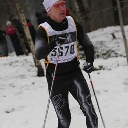 Skiing 90 km - Erik Made (3670)