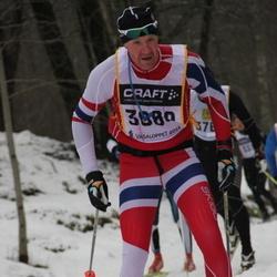 Skiing 90 km - André Borka (3880)