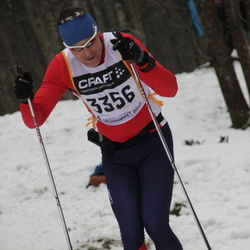 Skiing 90 km - Henrik Selin (3356)