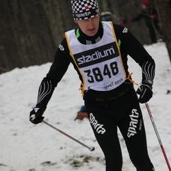 Skiing 90 km - Erkki Hummal (3848)