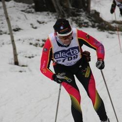 Skiing 90 km - Jean Paul Bobillier (5709)
