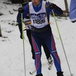 Skiing 90 km - Eddy Lidström (11886)