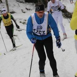 Skiing 90 km - Fredrik Liljesäter (4263)