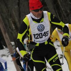 Skiing 90 km - Hugo Schretter (12045)
