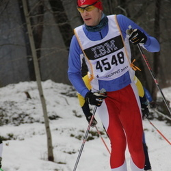 Skiing 90 km - Daniel Einås (4548)
