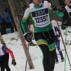 Skiing 90 km - David Persson (12397)