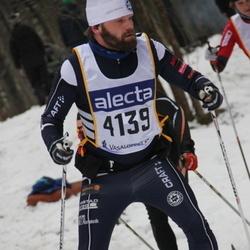 Skiing 90 km - Andreas Davidson (4139)