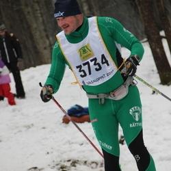 Skiing 90 km - Fredrik Hansson (3734)