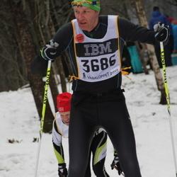 Skiing 90 km - Anders Möllerberg (3686)