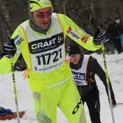 Skiing 90 km - Ales Berce (11721)