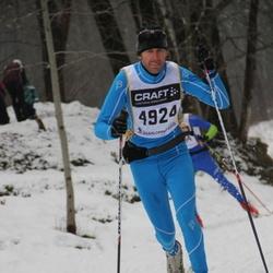 Skiing 90 km - Henrik Attorps (4924)
