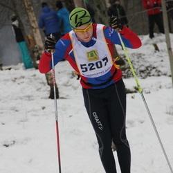 Skiing 90 km - Arvid Öhrn (5207)