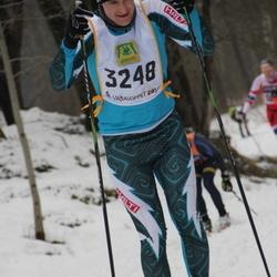 Skiing 90 km - Esko Backman (3248)