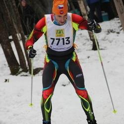 Skiing 90 km - Jaroslav Travnicek (7713)