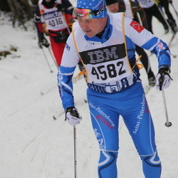 Skiing 90 km - Dmitrij Zakharov (4582)