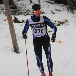 Skiing 90 km - Alfred Wikner (4970)
