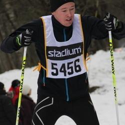 Skiing 90 km - Daniel Westermark (5456)