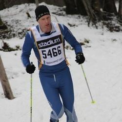 Skiing 90 km - Andreas Blomgren (5466)