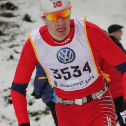 Skiing 90 km - Arne Andreas Gjölme (3534)