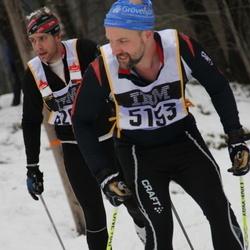 Skiing 90 km - Henrik Westerberg (5153)